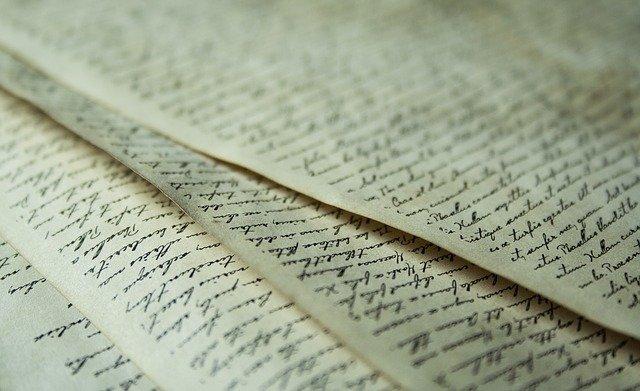 Schrijfrituelen